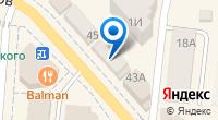 Компания Абинск оптика на карте