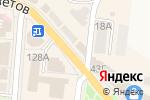 Схема проезда до компании КубаньДом в Абинске