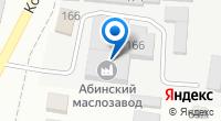 Компания Абинский на карте