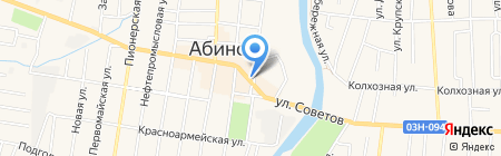 Мониторинг на карте Абинска