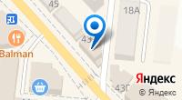 Компания Мониторинг на карте