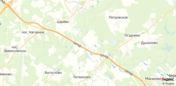 Алексеевка 2 на карте