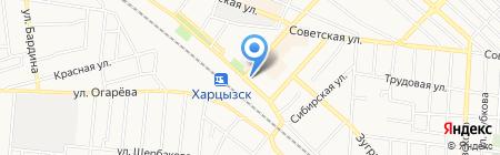 Relax на карте Харцызска