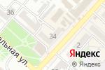 Схема проезда до компании Изумруд в Харцызске