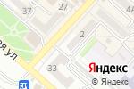 Схема проезда до компании Швейное ателье в Харцызске