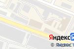 Схема проезда до компании Жаклин в Харцызске