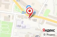 Схема проезда до компании Сервисный центр по ремонту бытовой техники в Абинске
