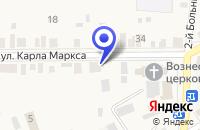 Схема проезда до компании СТРОИТЕЛЬНО-МОНТАЖНАЯ ОРГАНИЗАЦИЯ ГАЗ-СЕРВИС в Кашире