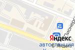 Схема проезда до компании Магазин мужской одежды в Харцызске