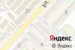 Схема проезда до компании Жемчужина, ювелирный салон в Харцызске