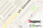 Схема проезда до компании Mobila в Харцызске