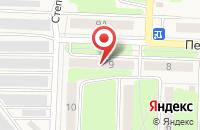 Схема проезда до компании Газпром межрегионгаз Тула в Грицовском
