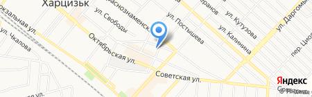 Содействие+ на карте Харцызска