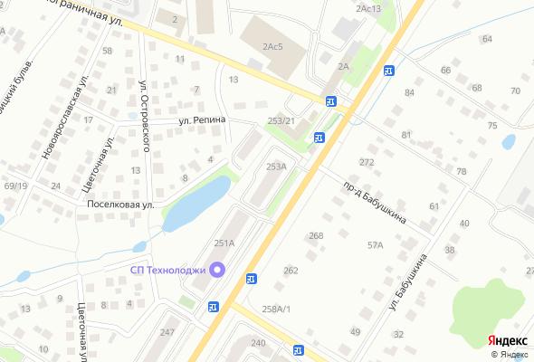 купить квартиру в ЖК Проспект Красной Армии 253а