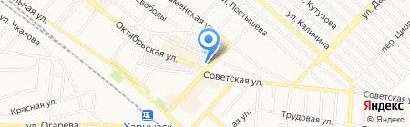 Суперцена на карте Харцызска