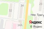 Схема проезда до компании Банкомат, Банк ВТБ 24, ПАО в Узловой