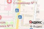 Схема проезда до компании Мультиkit в Узловой