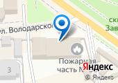 ГУ ОФПС №7 МЧС России по Тульской области на карте