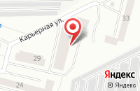 Схема проезда до компании Микс в Сергиевом Посаде