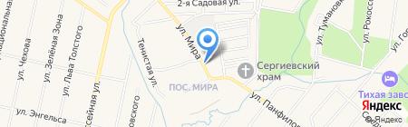 Продуктовый магазин на карте Хрипани