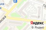Схема проезда до компании Красотка в Харцызске