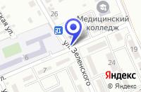 Схема проезда до компании СЛАВЯНСКИЙ ЗАВОД СТРОЙМАТЕРИАЛОВ в Славянске-на-Кубани