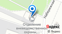 Компания Отдел вневедомственной охраны по Абинскому району на карте