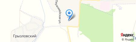 Детский сад №1 на карте Грицовского