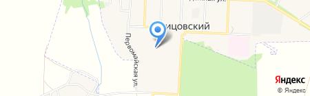 Лидер на карте Грицовского