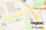 Схема проезда до компании СТК мемориал в Узловой