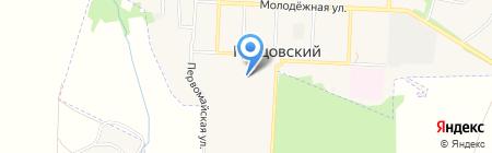 Банкомат Среднерусский банк Сбербанка России на карте Грицовского