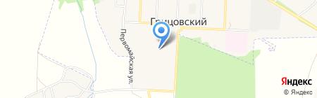 Грицовский детский сад №2 на карте Грицовского