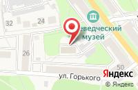 Схема проезда до компании Администрация муниципального образования Узловский район в Узловой