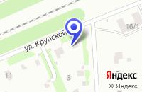 Схема проезда до компании ПРОДОВОЛЬСТВЕННЫЙ МАГАЗИН ЛОТОС в Сергиевом Посаде