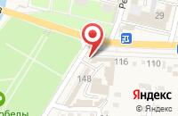 Схема проезда до компании Мебельный салон в Абинске