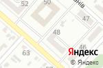 Схема проезда до компании Городская библиотека №6, г. Харцызск в Харцызске