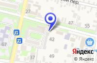 Схема проезда до компании СОЦИАЛЬНОЕ ПРАВО в Приморско-Ахтарске