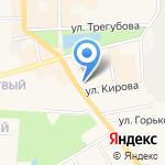 Единая дежурно-диспетчерская служба на карте Узловой
