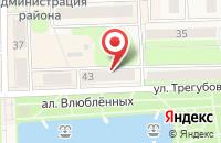 Схема проезда до компании Узловская городская центральная библиотека в Узловой