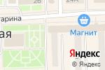 Схема проезда до компании Золотой легион в Узловой
