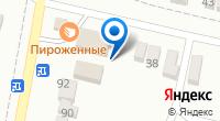 Компания Шивелуч на карте