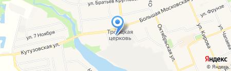 Unisec на карте Старой Купавны