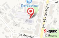 Схема проезда до компании Детский сад №18 в Узловой