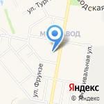 Детский сад №19 комбинированного вида на карте Узловой