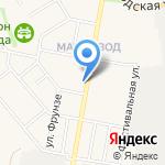 Магазин косметики на карте Узловой