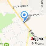 Mix на карте Узловой