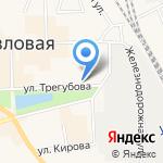 Соната на карте Узловой