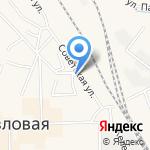Нотариус Ревтова Л.И. на карте Узловой