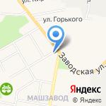 Моссельпром на карте Узловой