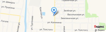 Мебельная фабрика на карте Абинска